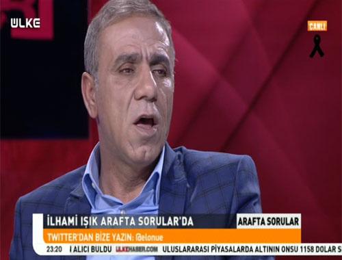 İlhami Işık: Ankara'da güvenlik zafiyeti olduğunu söylemek kimseyi küçültmez