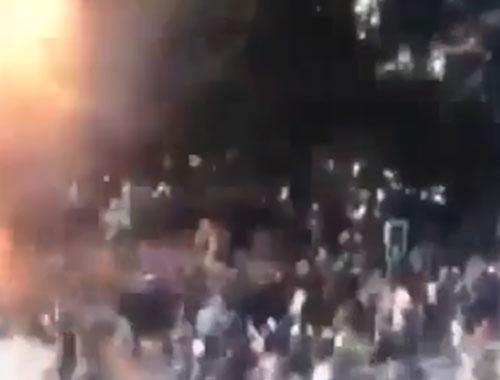 Ankara'daki patlamanın en net Mobese görüntüleri