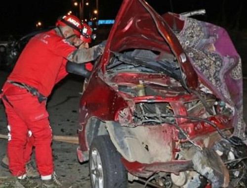 Rize'de feci kaza! Çok sayıda ölü ve yaralı var!