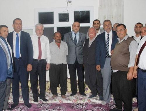19 yıldır MHP'li olan aile AK Parti'ye geçti