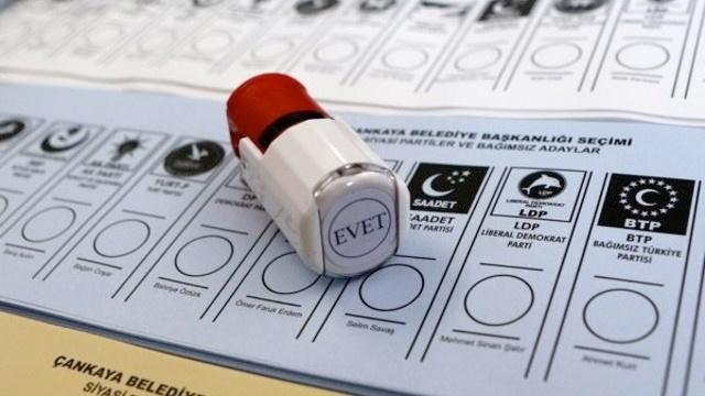 1 Kasım'da İzmir'de sonucu 'emanet oylar' belirleyecek!