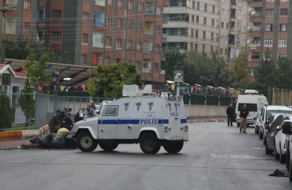 Diyarbakır'da terör örgütü DAEŞ operasyonu