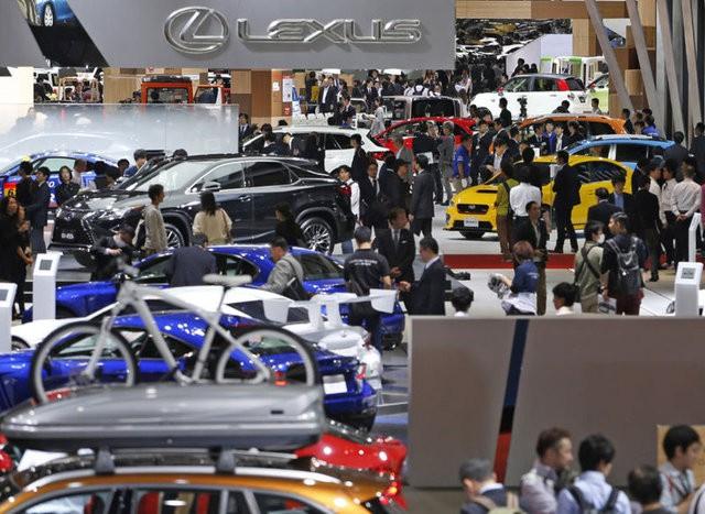 Tokyo Motor Show 2015 kapılarını açtı - Sayfa 3