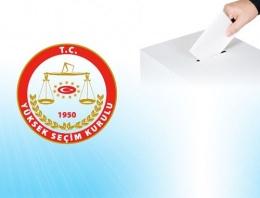 Nerede oy kullanacağım YSK sandık sorgulama 1 Kasım