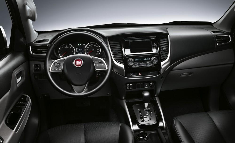 İşte Fiat'ın yeni pikap modeli Fullback - Sayfa 2