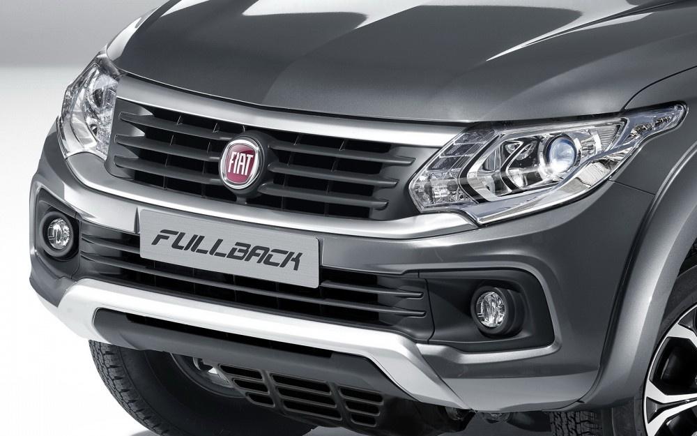 İşte Fiat'ın yeni pikap modeli Fullback - Sayfa 3
