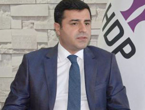 HDP kulisinden Selahattin Demirtaş istifa etti iddiası