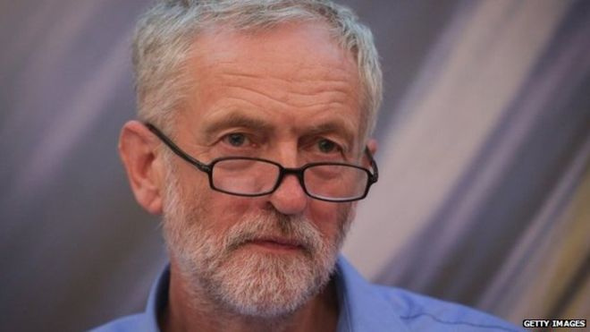 Jeremy Corbyn'den Suriye hakkında çözüm önerisi
