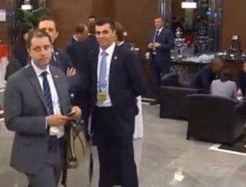 G-20'nin esrarengiz görüntüsünün sırrı çözüldü