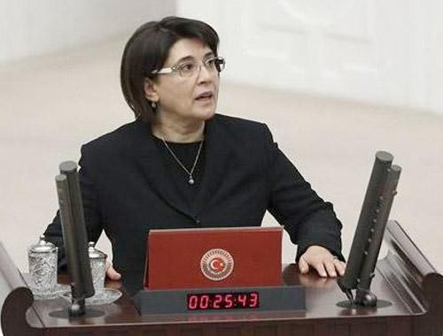 Hüda-Par'dan HDP'li Leyla Zana'ya destek!
