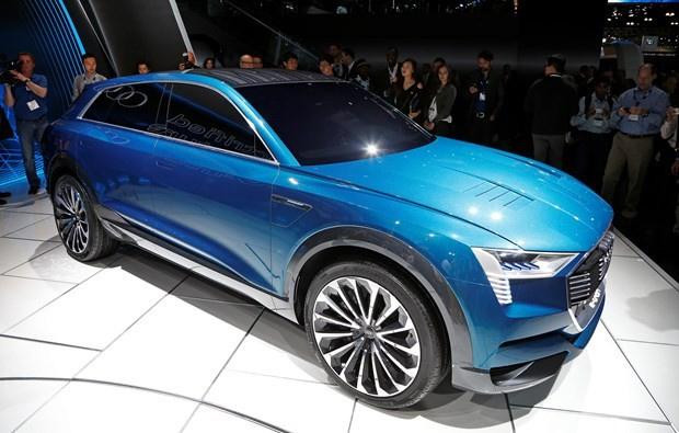 En yeni otomobil modelleri LA Otomobil Fuarı - Sayfa 3