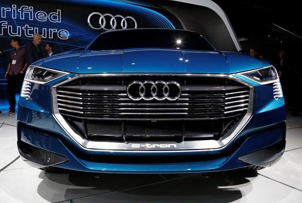 En yeni otomobil modelleri LA Otomobil Fuarı - Sayfa 4