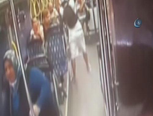 Beşiktaş'ta 3 kişinin öldüğü kaza böyle görüntülendi!