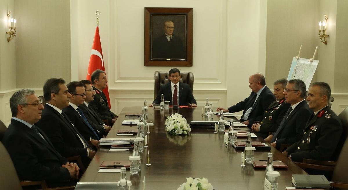 Türkiye harekete geçti! Kritik toplantı sona erdi