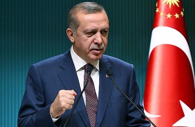 Erdoğan: Kimse sessiz kalmamızı beklemesin!
