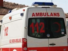 Ankara'da patlama oldu yaralılar var