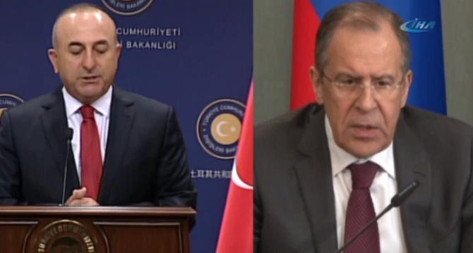 Çavuşoğlu-Lavrov görüşmesinin yeri belli oldu