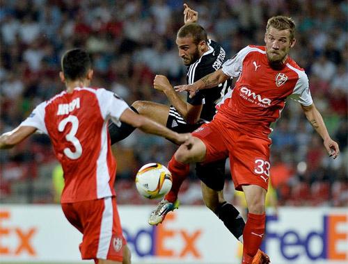 Beşiktaş Skenderbeu maçı şifresiz kanallar frekansı