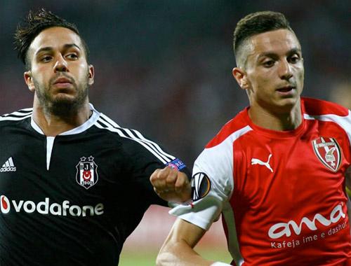 Sky Sport 5 - BT Sport Beşiktaş Skenderbeu maçı frekansı