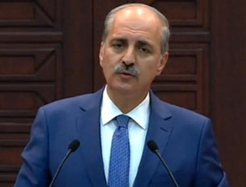 Kurtulmuş: 12 Eylül rejimini çöpe atacağız!