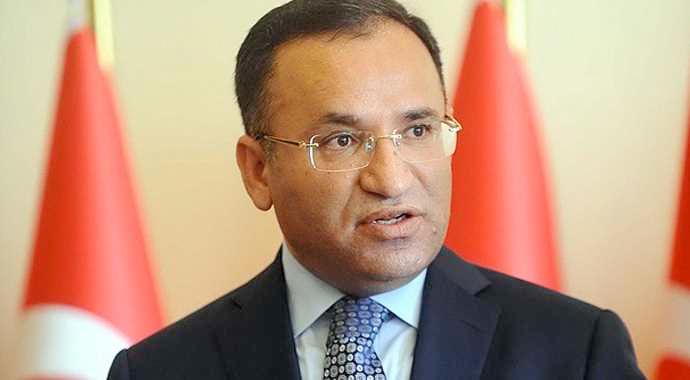 Adalet Bakanı Bozdağ'dan flaş Tahir Elçi açıklaması