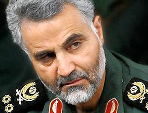 İran'ın 'gölge komutanı' Putin'le görüştü