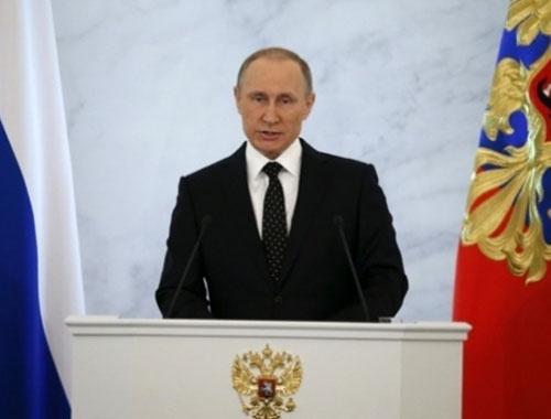 Putin'den Donald Trump'a şaşırtan övgü