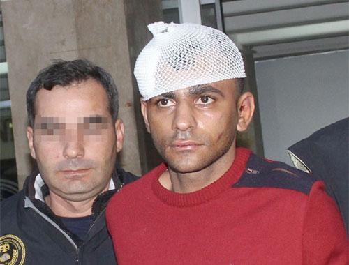 Adana'da PKK'nın 'taş' organizatörü