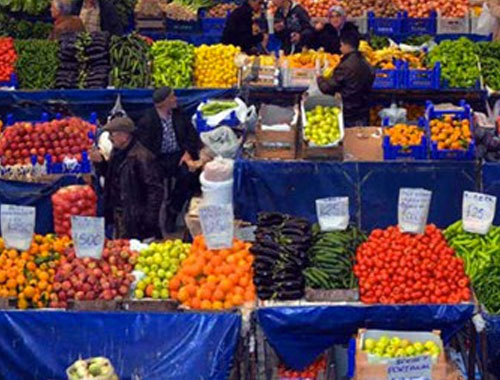 Meyve ve sebze fiyatları daha da düşecek!