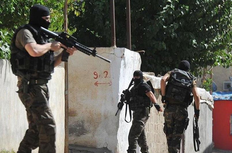 Sur'da şiddetli çatışma çıktı! Nusaybin'de panik var