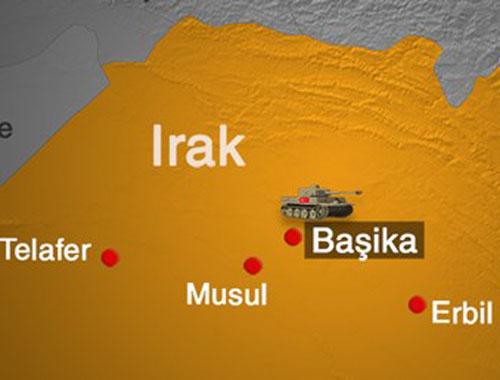 Türk askeri Başika'da mı Milli Savunma Bakanı açıkladı