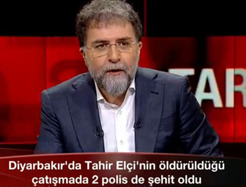 PKK Ahmet Hakan'a manşet mi sildirtti?