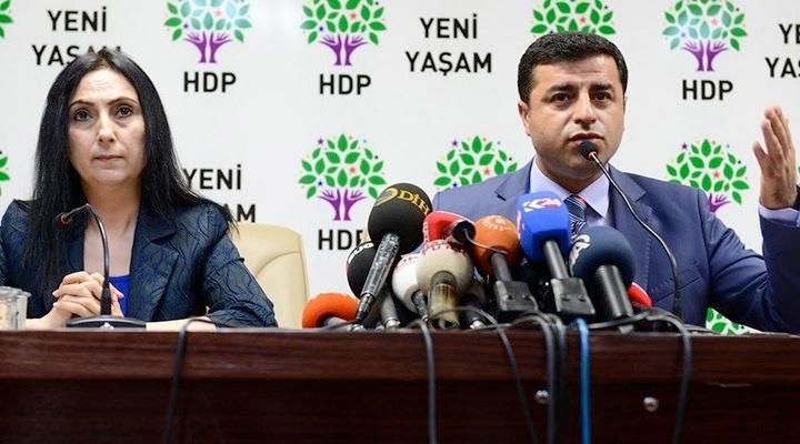 HDP Eş Başkanlarından yeni yıl mesajı