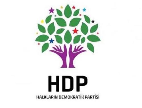 HDP'nin yeni grup başkanvekili belli oldu