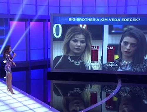 Big Brother Türkiye 9 Ocak'ta kim elendi?