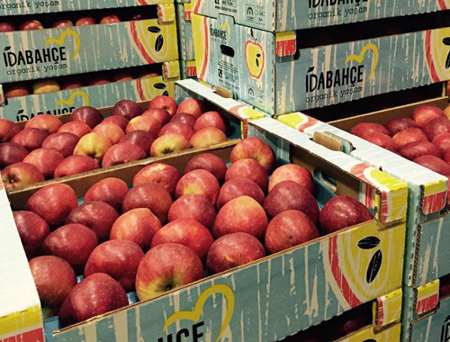 Sirke ama doğal elma sirkesi!