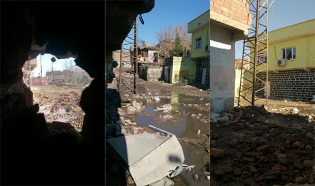 Diyarbakır'da teröristlere ağır darbe