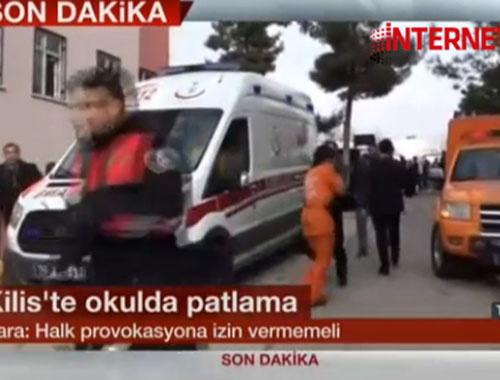 Kilis Belediye Başkanı'ndan patlama açıklaması