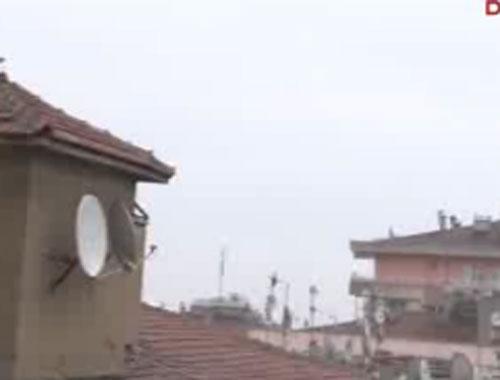 Diyarbakır Sur'da patlama sesleri