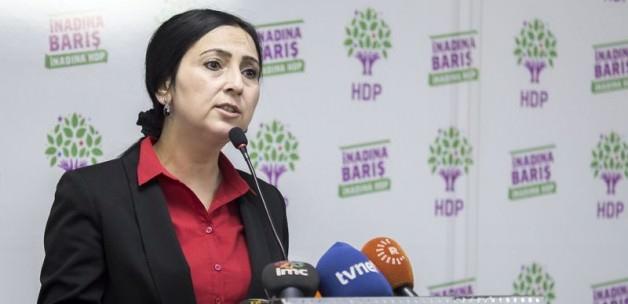 HDP'den Erdoğan'ın dokunulmazlık mesajına rest!