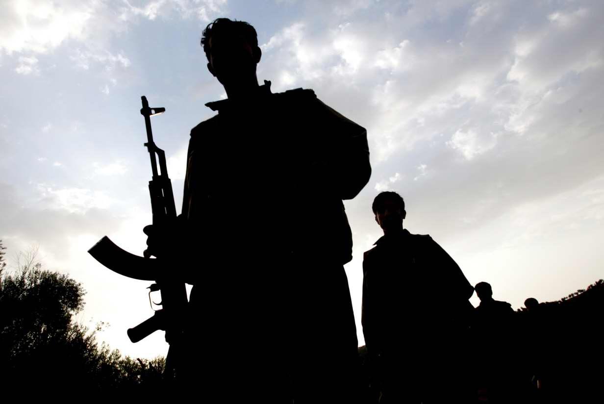 Şırnak'ta kaçan PKK'lılardan hain tuzak! 40 metrede bir...