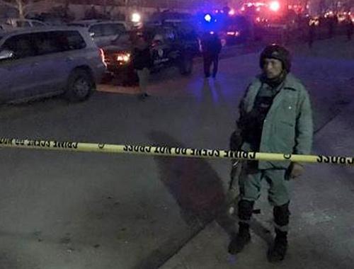 Rusya Büyükelçiliği'ne bombalı saldırı yaralılar var