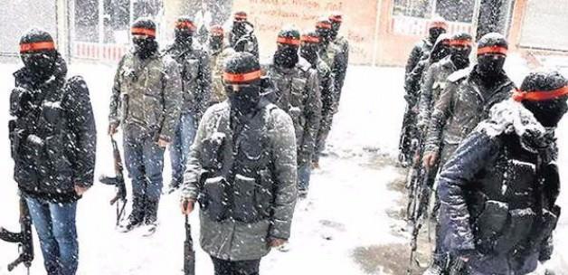PKK'lı kadın şoke etti! 55 yaşında...