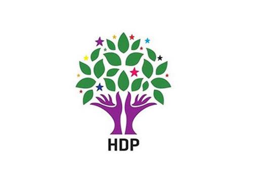 HDP'li heyet 'acil çağrı' için İçişleri Bakanlığı'nda
