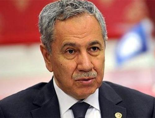 Bülent Arınç: HDP olmayabilir onun yerine...