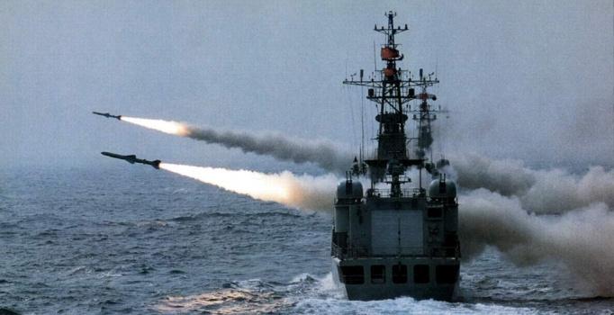 Rusya denizden vurdu! Çok sayıda ölü ve yaralı var