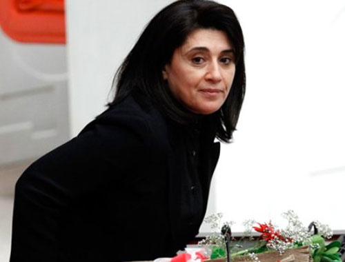 Saraydan flaş Leyla Zana açıklaması
