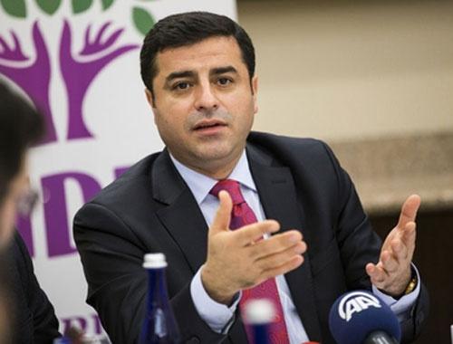 Selahattin Demirtaş: PYD masaya oturmazsa...