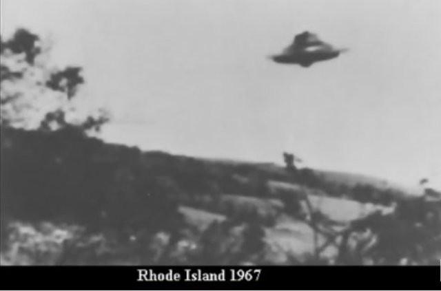CİA çok gizli ve gerçek UFO fotoğraflarını yayınladı