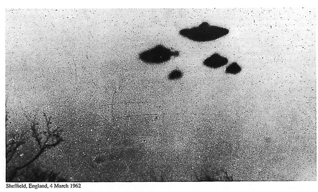 ABD Donanması UFO Görülmelerini Çok Daha Ciddiye Almaya Başlıyor…